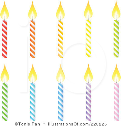 birthday candle clipart ; birthday-candle-free-clipart-1