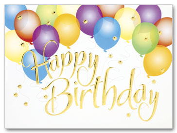 birthday card design template ; 500lg