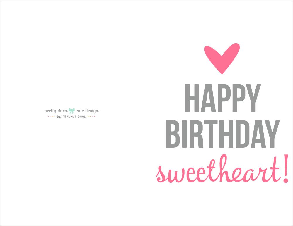 birthday card designs free printable ; card