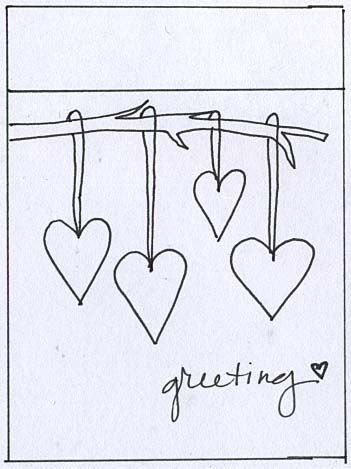 birthday card drawing ideas ; drawing-greeting-cards-25-unique-hand-drawn-cards-ideas-on-pinterest-holiday-cards-download
