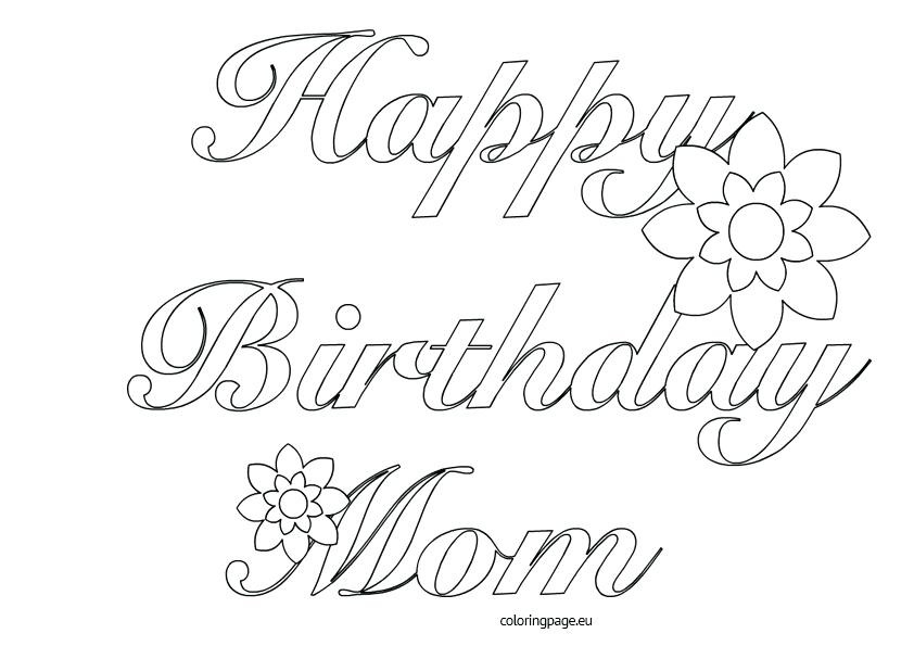 birthday card printable coloring page ; happy-birthday-coloring-pages-for-mom-happy-birthday-card-with-with-regard-to-printable-coloring-birthday-cards-for-mom