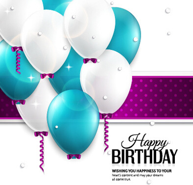 birthday card stickers ; balloons_and_confetti_happy_birthday_card_vector_547276