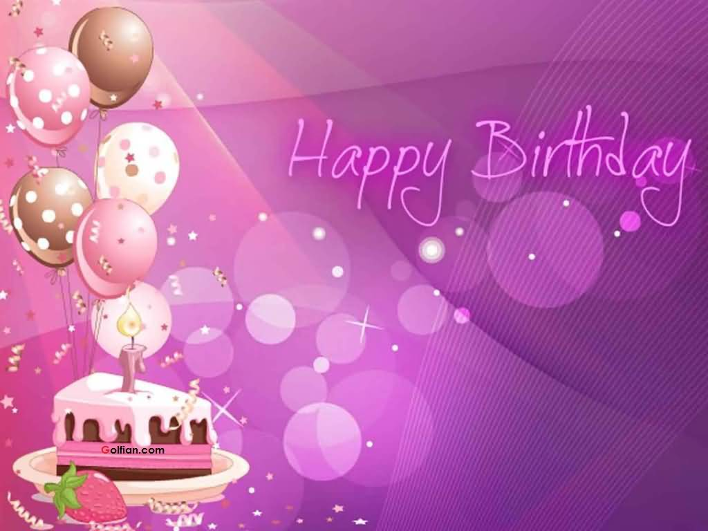 birthday card wishes for best friend girl ; Awesome-Pink-E-Card-Birthday-Wishes-For-Best-Friend