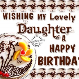 birthday card wishes for my daughter ; 07e1bf568de1c0324b2b5fa46b97522d