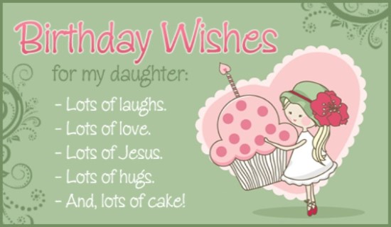 birthday card wishes for my daughter ; 17567-birthday-daughter