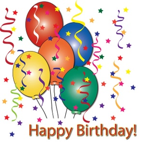 birthday celebration clipart ; 706910