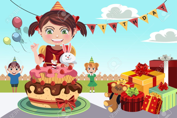 birthday celebration clipart ; Birthday-Celebration-Clipart