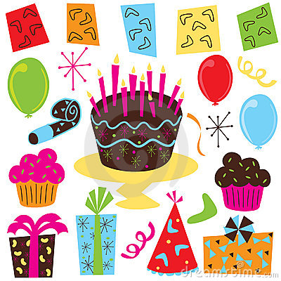 birthday celebration clipart ; birthday-celebration-free-clipart-1