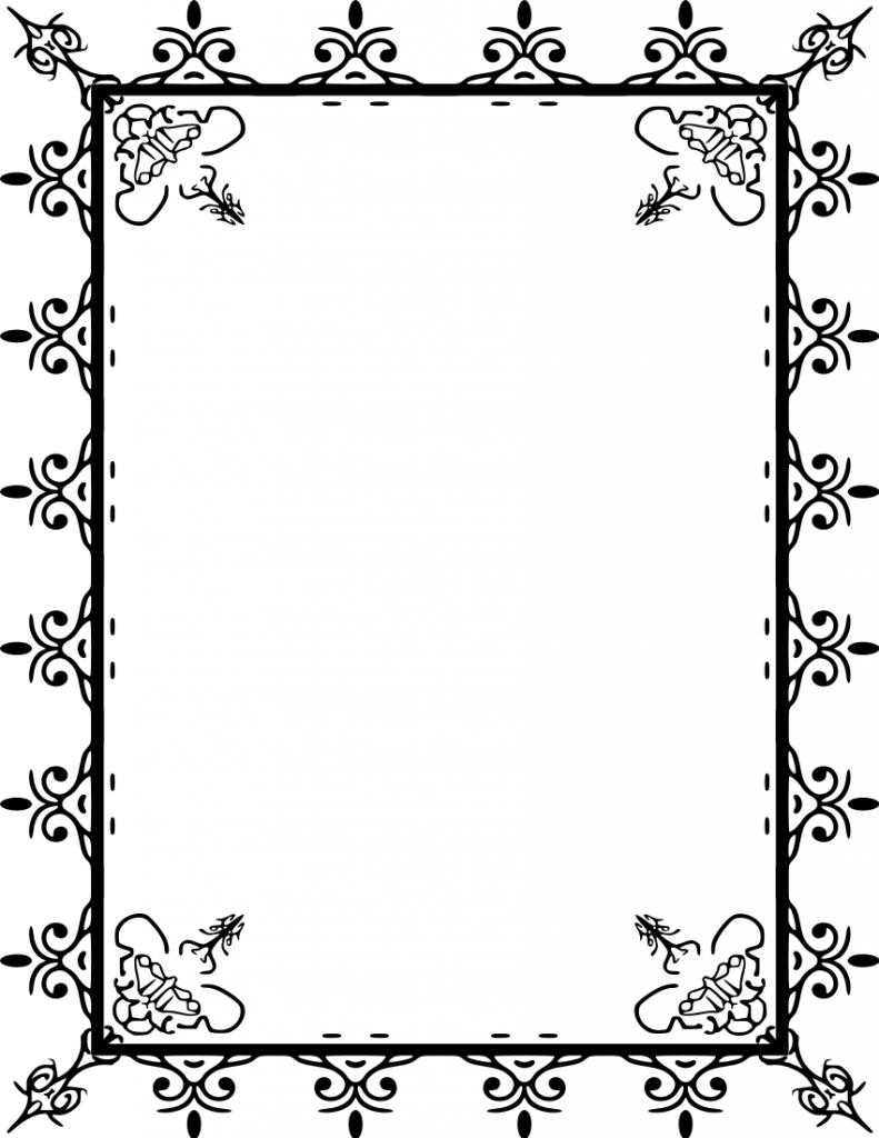 birthday clip art borders and frames ; ATbjRe6pc