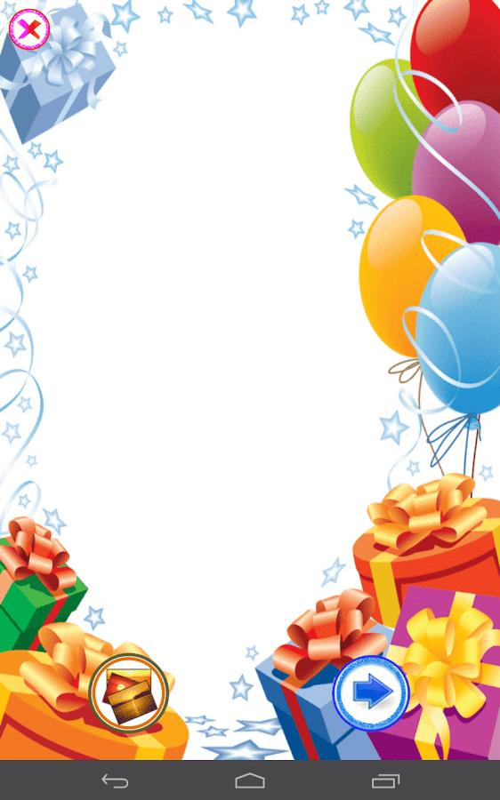 birthday clip art borders and frames ; Realistic-Free-Birthday-Frames-And-Borders-34-In-Clipart-with-Free-Birthday-Frames-And-Borders