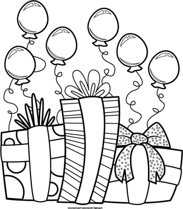 birthday clipart black and white ; Staggering-Black-And-White-Birthday-Clipart-60-For-Free-Clip-Art-with-Black-And-White-Birthday-Clipart