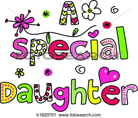 birthday clipart for daughter ; birthday-clipart-daughter-9