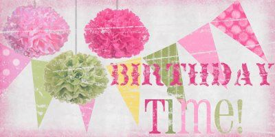 birthday clipart for facebook ; Happy-Birthday-facebook-flags
