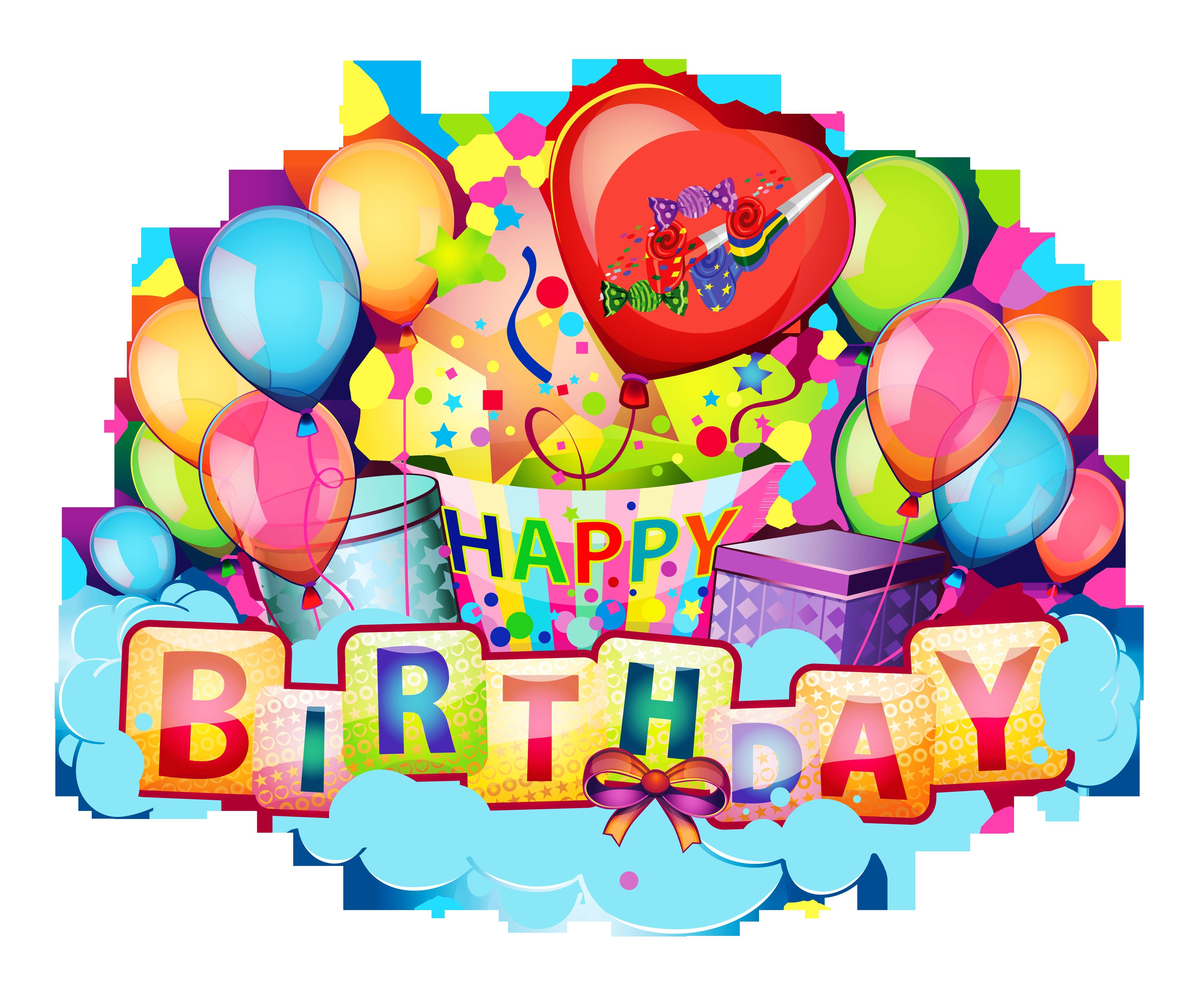 birthday clipart for facebook ; Happy-birthday-clipart-for-facebook