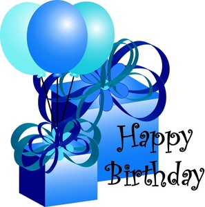 birthday clipart for guys ; 1357647