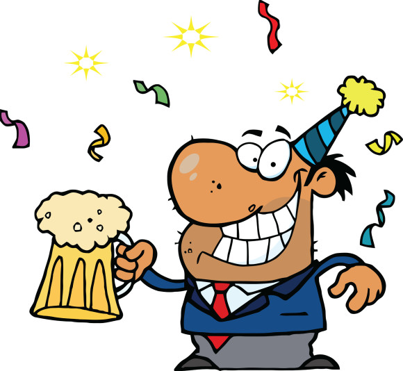 birthday clipart for man ; 980406
