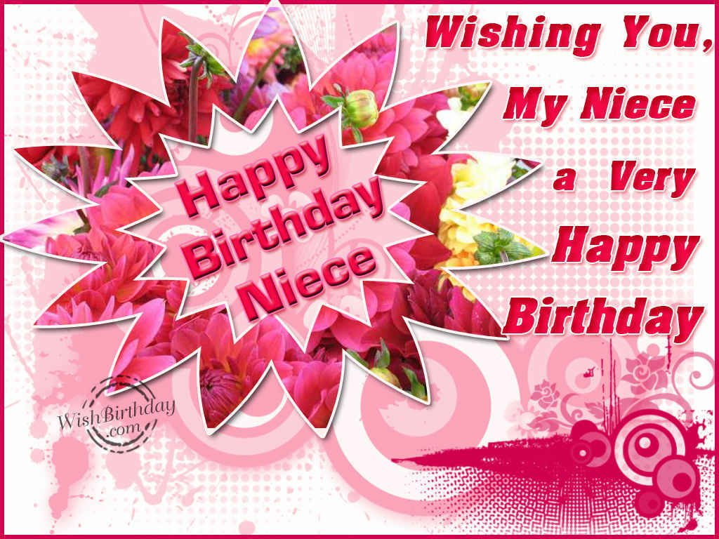 birthday clipart for niece ; 181342