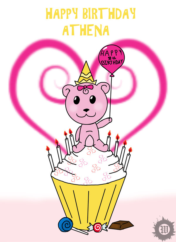 birthday clipart for niece ; 181349