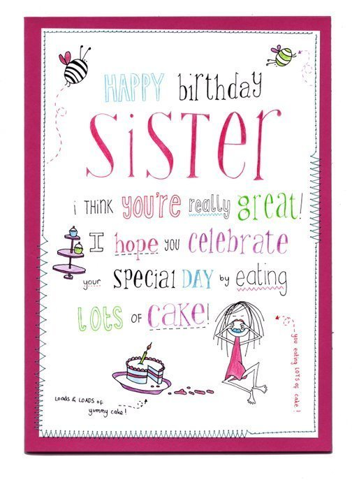 birthday clipart for sister ; 2009006