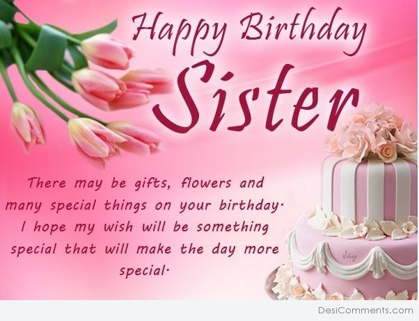 birthday clipart for sister ; 2009013
