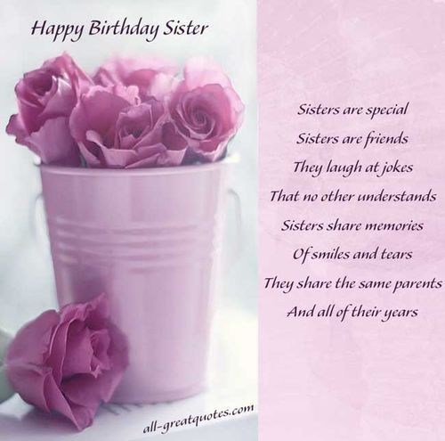 birthday clipart for sister ; 2009043