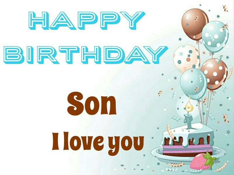 birthday clipart for son ; 66cf39cc2672eb18bac14c4556fcd576