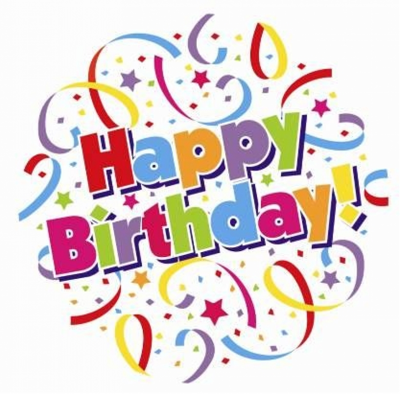 birthday clipart images free ; 1505372