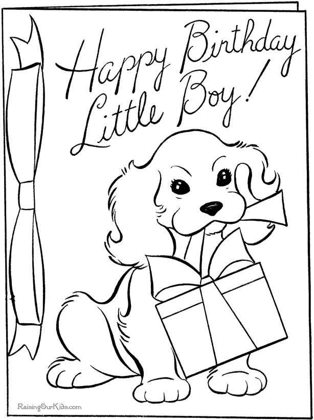 birthday coloring pages for boys ; Interesting-Happy-Birthday-Coloring-Page-30-On-Coloring-for-Kids-with-Happy-Birthday-Coloring-Page