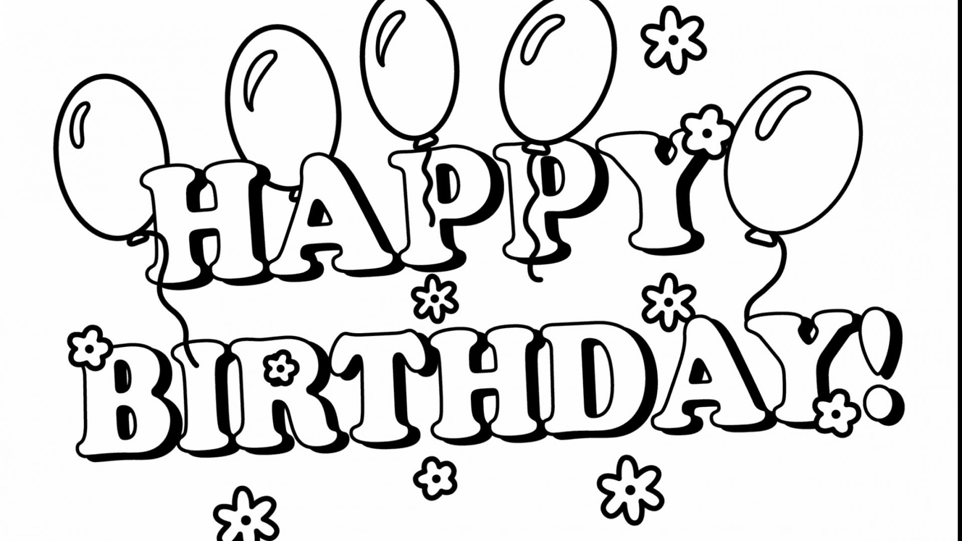 birthday coloring pages for kids ; great-happy-birthday-cake-printable-coloring-pages-1920x1080