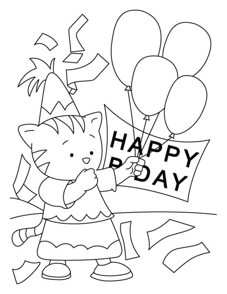 birthday coloring pages free printable ; happy-birthday-coloring-pages-free-printable-download-for-791x1024
