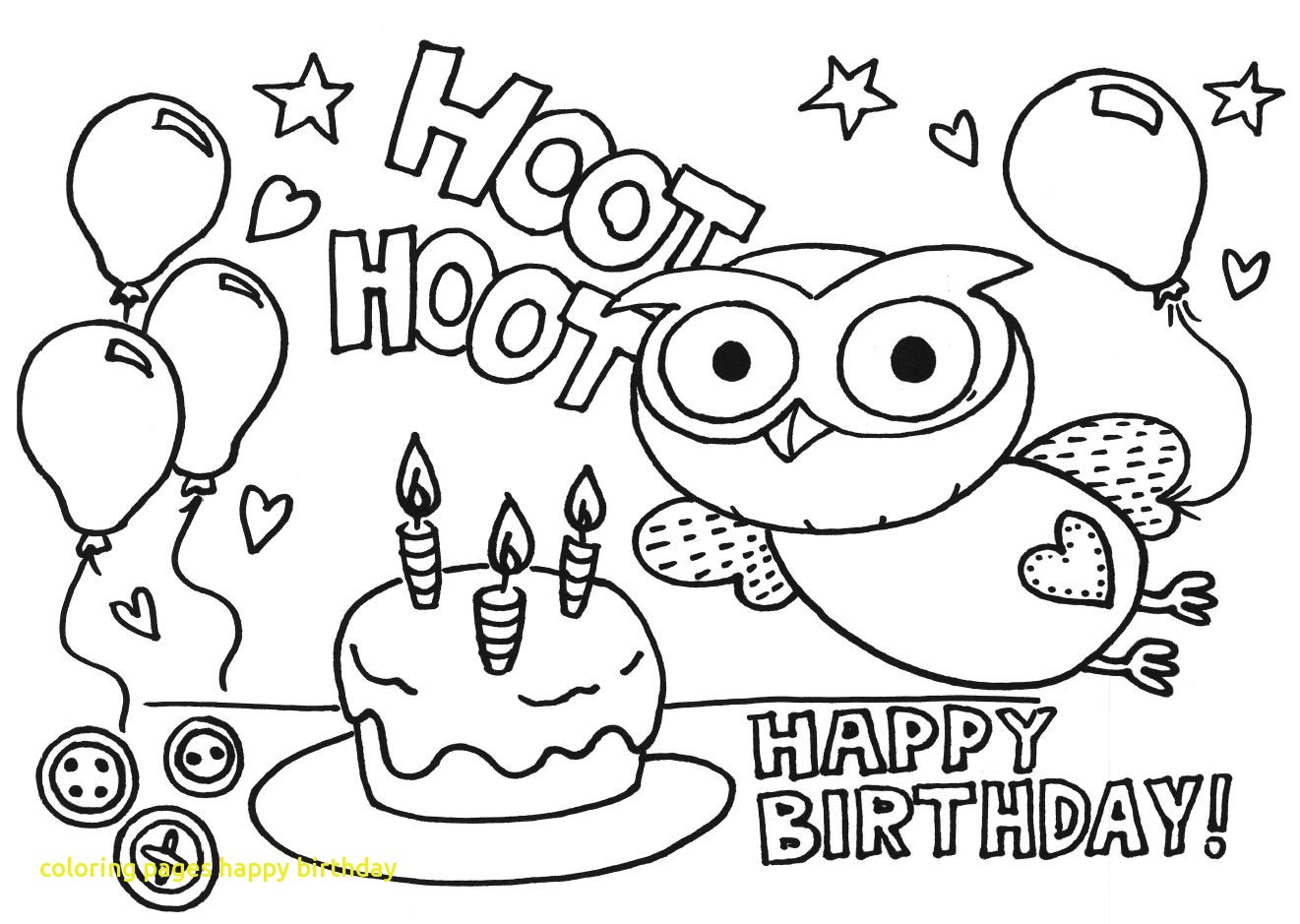 birthday coloring sheets ; coloring-pages-happy-birthday-with-to-download-happy-birthday