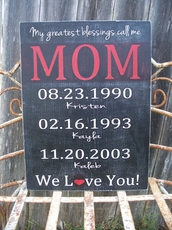 birthday day signs ; 09a48ffa76402e5a24939bd910f8c1e8--birthday-presents-for-mom-mother-birthday-gifts