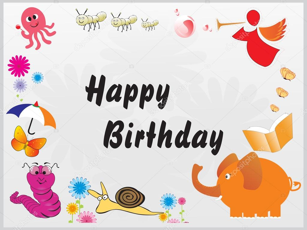 birthday decoration wallpaper ; depositphotos_2734584-stock-illustration-happy-birthday-wallpaper
