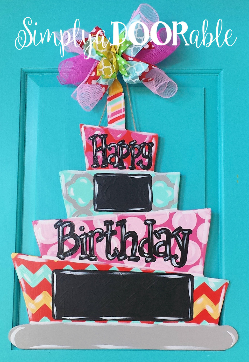 birthday door sign ; 4affc2f5c3d4f6ca93664501e97480ca
