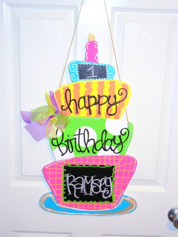 birthday door sign ; e9f56b91b939bd9c40c6227b853f9699
