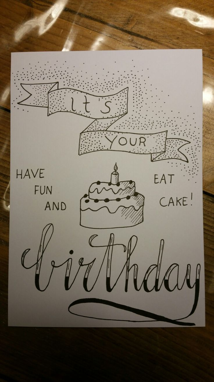 birthday drawing ideas ; happy-birthday-drawing-in-pencil-best-25-birthday-typography-ideas-on-pinterest-happy-birthday