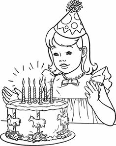 birthday drawing images ; drawn-birthday-birthday-decoration-2