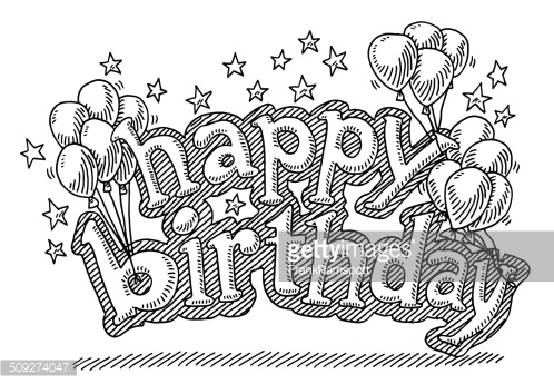 birthday drawing pictures ; drawn-star-doodle-art-17
