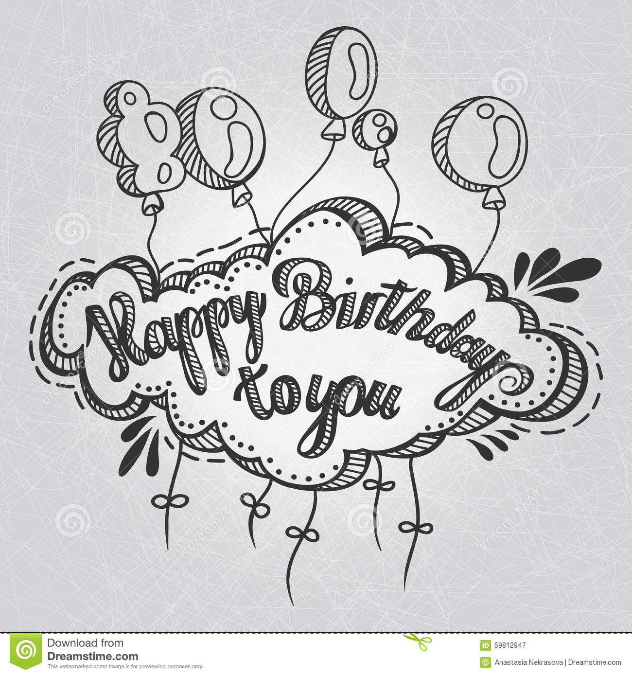 birthday drawing pictures ; greeting-card-happy-birthday-to-you-hand-drawing-greeting-inscription-balloons-hand-drawn-congratulations-holiday-59812947