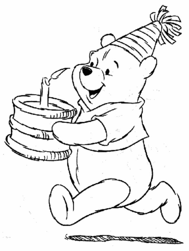 birthday drawings ; Lovely-Birthday-Coloring-Pages-For-Kids-26-About-Remodel-Line-Drawings-with-Birthday-Coloring-Pages-For-Kids