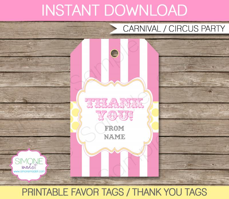 birthday favor tags template ; thank-you-favor-tag-template_158371