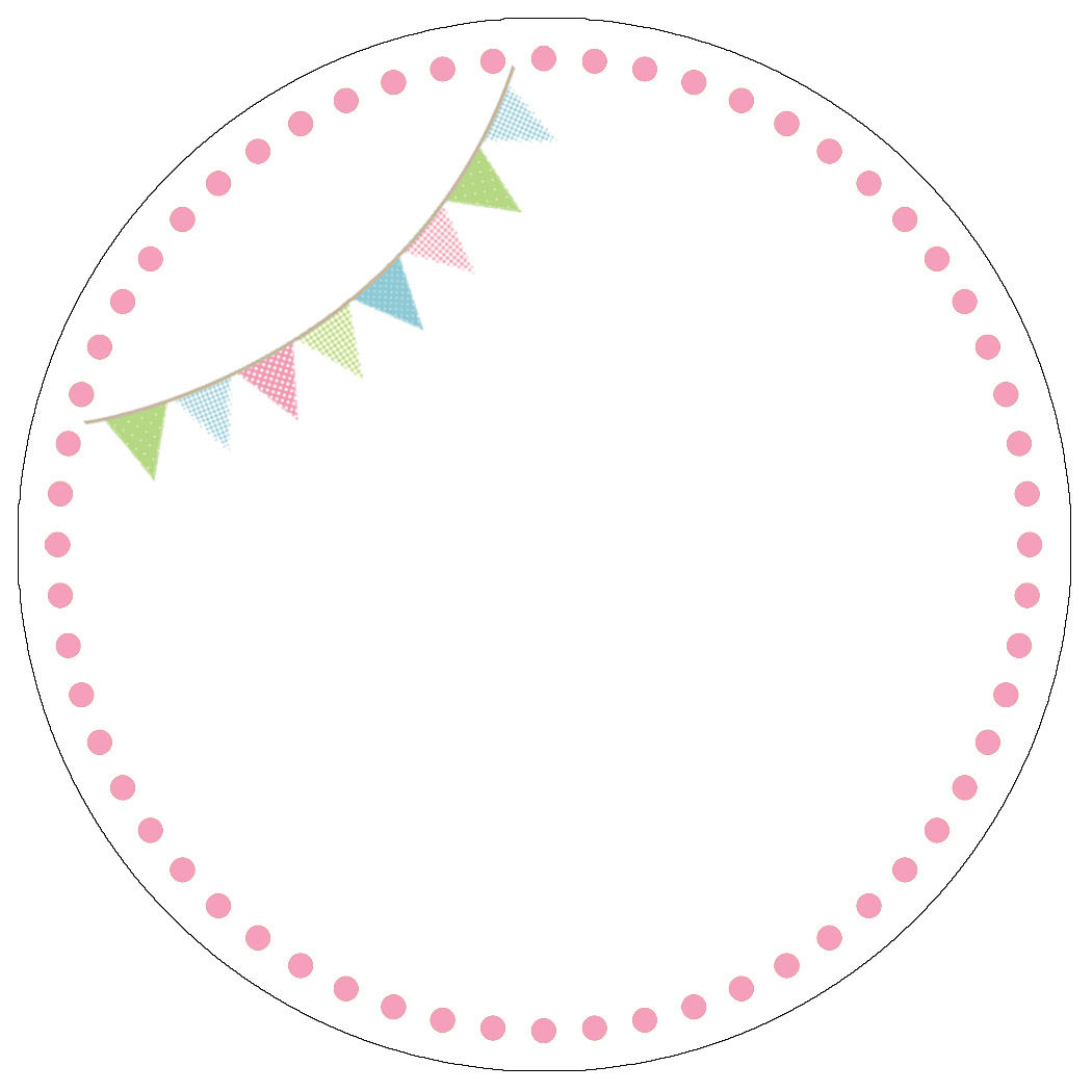 birthday favor tags template free ; blank
