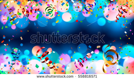birthday flex design templates ; stock-vector-celebration-dark-blue-holiday-background-with-colorful-shining-bokeh-and-serpentine-eps-558816571