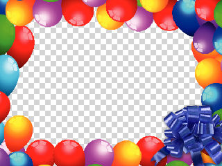 birthday frame clipart ; pcod986xi