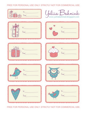 birthday gift labels printable ; gift_tags_for_free_little