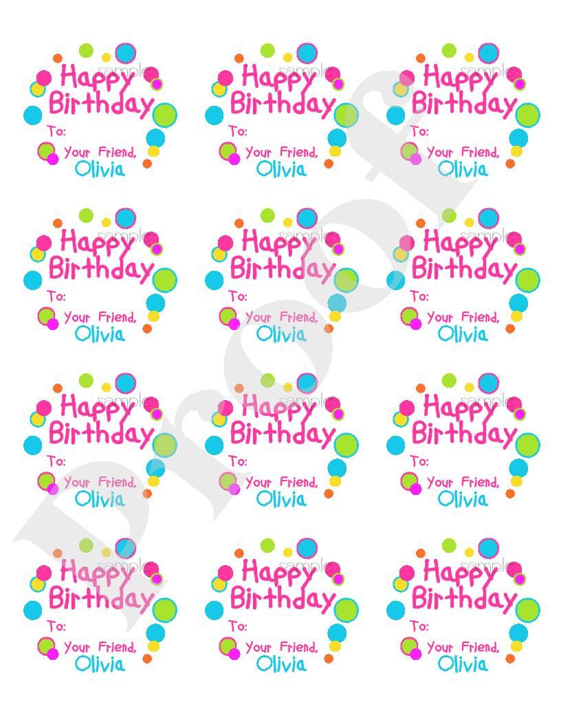 birthday gift stickers ; il_fullxfull