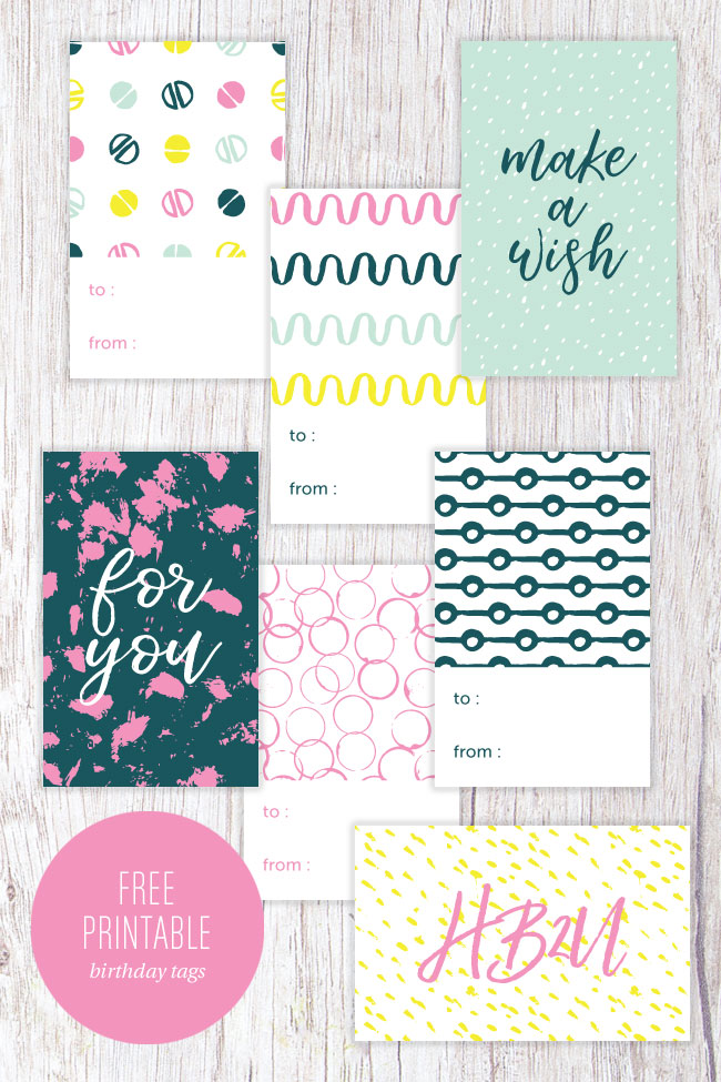 birthday gift tag printables ; papercrave-free-printable-birthday-gift-tags