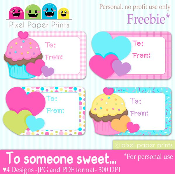 birthday gift tag stickers ; birthday-gift-tag-clipart-2