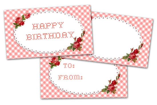 birthday gift tag template ; freebie-vintage-birthday-tags-example