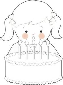 birthday girl drawing ; 69136-221x300-Birthday_girl_coloring_page